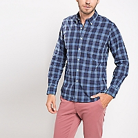 Camisa Cuello Button Down