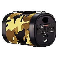 Bazooka 5 Camuflaje Amarillo