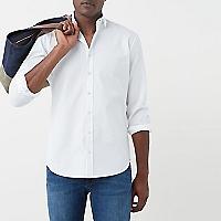 Camisa Slim Fit Estructura