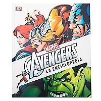 Avengers la Enciclopedia