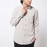 Camisa Cuello Clásico Rayas