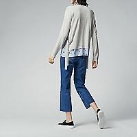 Sweater Amarra Costados