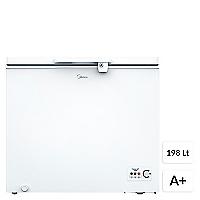 Freezer Horizontal Up 198 lt Blanco