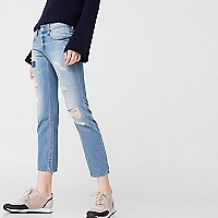Jeans Parches Skinny