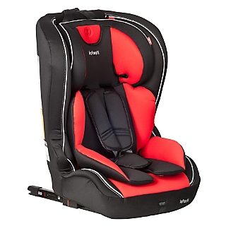 @Silla Auto Butaca Jet Isofix Red