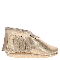 Zapato Bebé Dorado
