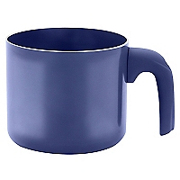 Wok Pote Antiadherente Azul Colores