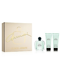 Cofre Acqua Di Gioia Eau de Parfum 50 ML + Body Lotion 75 ML + Shower Gel 75 ML