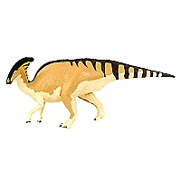 Figura Parasaurolophuswalkeri