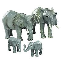 Figura Africanelephantfamily