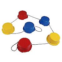Base Equilibrio Plástico 6 unidades
