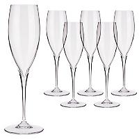 Set 6 Copas Champagne Premium