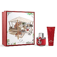 Set Perfume Carolina Herrera EDT 100 ML + Body Lotion 100 ML