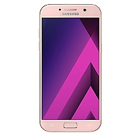 Smartphone A5 2017 DS Pink Liberado