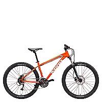 Bicicleta Aro 27,5 Fire Mou M Naranja