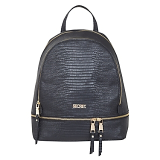 BACKPACK L POLONIA FW17 BLACK