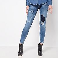Jeans Rasgado High