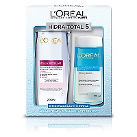 Set Desmaquillante Bifásico 125 ML + Agua Micelar 200 ML