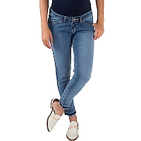 Jeans Maternal Cropped