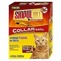 Collar Antiparásitos Gato