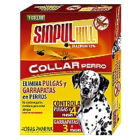 Collar Antiparásitos Perro
