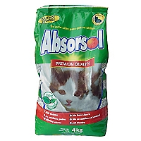 Arena para Gatos Absorbente