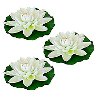 Pack 3 Flores de Loto Flotante Y14185-3