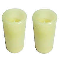 Pack 2 Velas Led Y1352-2