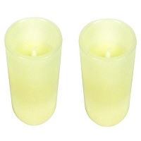 Pack 2 Velas Led Y1352-3