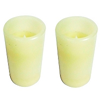 Pack 2 Velas Led  Y1352-1