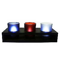 Porta Velas Tealight Led Y1456-1