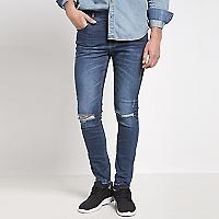 Jeans 5 Bolsillos Casual