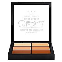 Paleta de Maquillaje Concor X6