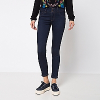 Jeans Alto Botones