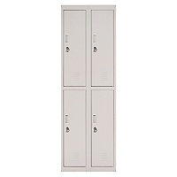 Casillero Office Lock Gris