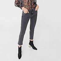 Jeans Straight Crop Jandri