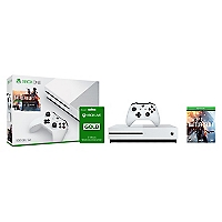 Consola Xbox One 500GB + Battle1 + Live