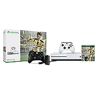 Consola Xbox One 500GB + Fifa 17+ CRL P&C