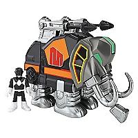 Figura Power Ranger chj01 Negra