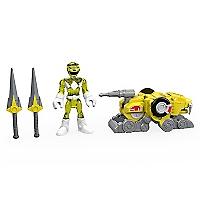 Figura Power Ranger Amarilla