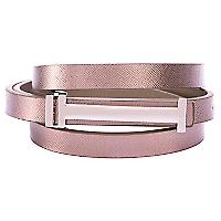 Cinturón Peltre P402061P0AG4085