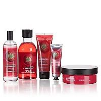 Set de Tratamientos de Piel Strawberry Premium Collection