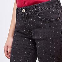 Jeans con Lunares
