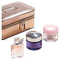 Set Tratamiento Hydrazen Crema de Día 15 ML + Rénergie Multi Lift Massage Crema de Noche 15 ML + La Vie Est Belle EDP 4 ML