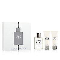 Set Acqua di Gio Pour Homme EDT 100 ML + Gel de Ducha 75 ML + After Shave 75 ML