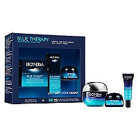 Set Tratamiento Antiedad Blue Therapy Cream Accelerated