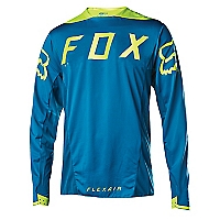 Polera Manga Larga Flexair Moth Teal