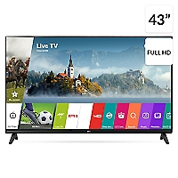 LED 43 43LJ5500 Full HD Smart TV