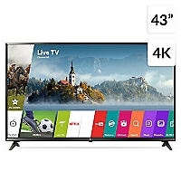 LED 43 43UJ6300 4K Ultra HD Smart TV