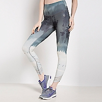 Legging Our Forest Gris